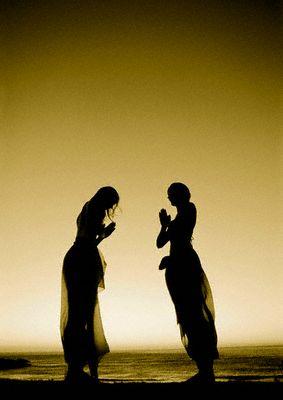 Namaste sisterhood