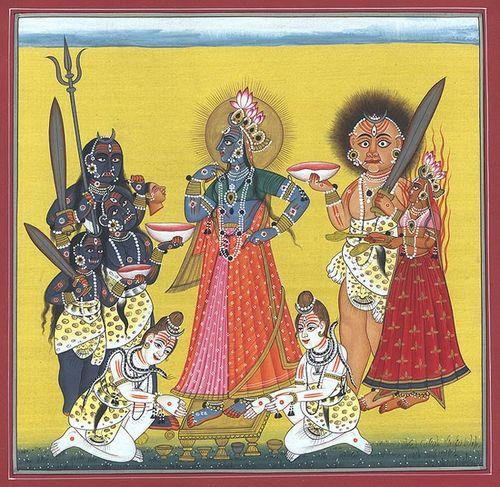 Bhadrakali tantric devi series